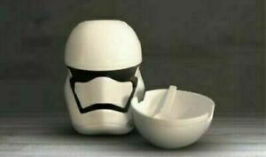 NESTLE Breakfast Cereal STAR WARS Stormtrooper Bowl Spoon Set Travel COLLECTABLE