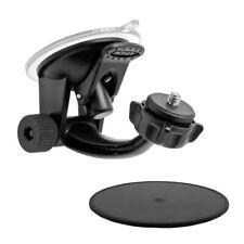 Arkon CMP214 Windshield or Dash Camera Car Mount w/ SBH Camera Adapter Plate