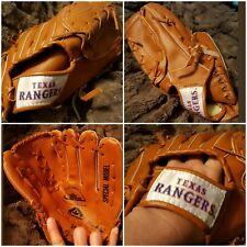 New. Texas Rangers Vintage Baseball Glove Day SGA Arlington Stadium - give-a-way