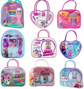 Disney Hair Accessories Girls Ideal Gift Set In PVC Bag Various Choice