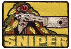 military tactical patch sniper rifle with airsoft paintball rothco 72187