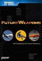 Future Weapons: Season 1 New DVD