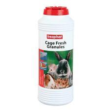 Beaphar Cage Fresh Granules Easy Pour Freshening Litter Hutch Odour Remover 600g