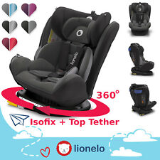 Lionelo Bastiaan Kindersitz 0-36 kg ISOFIX 360° Autokindersitze Baby Autositz
