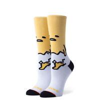 Stance Socks Women X Sanrio Gudetama Orange Japan Limited Edition W515B18GUD-ORA
