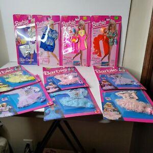 Lot of 10 Vtg 90s Barbie Fashion Disney Sun Charm Floatin Cool Sparkle NIP