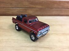 Hot Wheels 2009 Classics S5 '78 Ford F-150 Texas DriveEm' w/RR Real Riders Loose
