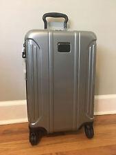 Tumi Vapor Lite International Carry On Suitcase/Luggage 28660SLV Silver