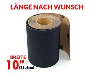 """BLACK DIAMOND Skateboard Griptape 10"""" < LÄNGE FREI WÄHLBAR > + Longboard,Cruiser"""