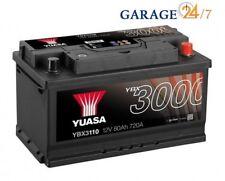 BATTERIA AUTO YUASA - GS - YBX3110 / SMF110