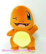 Pokemon Korotto Manmaru Plush Doll Charmander (Hitokage) BANPRESTO 24cm w/ Tag