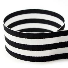 "3/8"" Taffy Striped Grosgrain Ribbon - Many Colors - 20YD & 100YD Options"