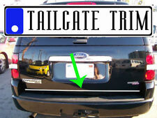 Ford EXPLORER 2011 2012 2013 2014 2015-2018 Chrome Tailgate Trunk Trim