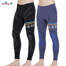 Men's Surfing Pants 1.5Mm Neoprene Swimsuit Diving Wetsuits Diving Warm Trousers