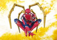 Anime S.H.Figuarts SHF Avengers 3 Infinite War Iron Spider-Man Figure Figure Toy