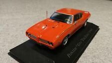 "Pontiac GTO ""Judge"" 1969 orange (Altaya) 1/43"