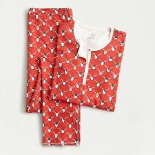 Roller Rabbit x J.Crew Pajama Set | M | $148