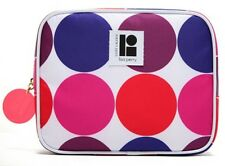 Lisa Perry for Estee Lauder Cosmetic Makeup Bag Contemporary Dots NEW Free Ship