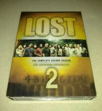 LOST SEASON 2 THE COMPLETE SECOND SEASON (DVD, 2006)