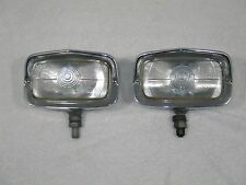 Vintage S.E.V. MARCHAL 652 Fog/Driving Lights-PAIR--1965--VERY NICE, SOLID COND.