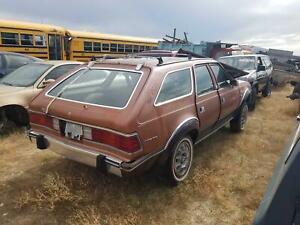 AMC EAGLE AMC Fuel Tank Door 1983