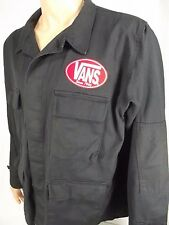 VANS Jacket Mechanic GARAGE Work skateboard Coat EXTRA LARGE XL skater vintage