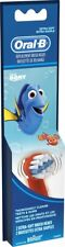 Finding Nemo Dory Oral B Replacement Brush Heads , 2 Extra Soft Brush Heads NEW