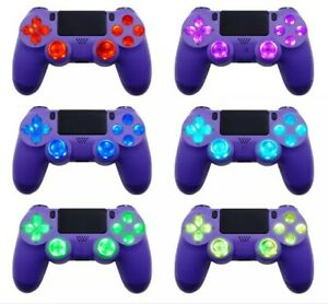 LED Sets for modding Sony DualShock 4 PS4 Controller   NOT CONTROLLER!!!