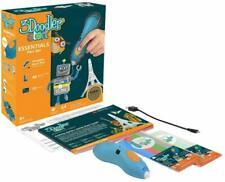 3Doodler Start Essential 3D Printing Pen Set for Kids + 2 Packs Refill