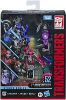 Transformers Generation Studio Series 52 - Chromia Arcee Elita-1 Action Figure