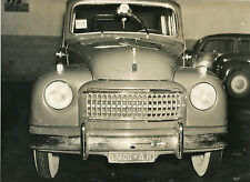 FOTOGRAFIA ORIGINALE D'EPOCA ANNI 50,FIAT 500 BELVEDERE,AUTO CAR
