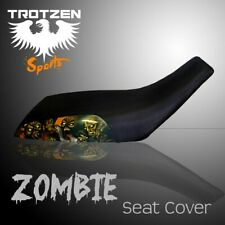 Bombardier DS 650  Zombie Atv Seat Cover  #pht16950 eby8960