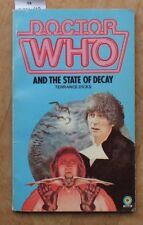 Doctor Who and the State of Decay.  A good read!  Target Books.