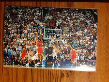 New listing Michael Jordan Bulls Basketball 4x6 Game Photo Picture Card