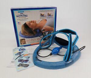 Posture Pump Cervical Disc Hydrator Spine Neck Model 1000 Standard Version