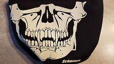 NWT Schampa Fleeceprene Skull Facemask Vampire VNG100-E