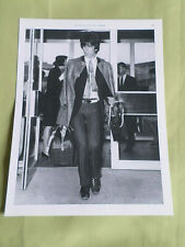 KEITH RICHARDS -  ROLLING STONES  / ROCK MUSIC - 1 PAGE  PICTURE-CLIPPING