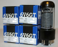 One Single of Mullard 6V6GT 6V6 Reissue tube, Brand