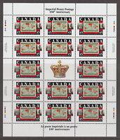 CANADA #1722 45¢ Sir William Mulock Sheet MNH