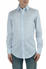 Dolce & Gabbana Men's Multi-Color Striped Dress Shirts US 15.75 IT 40