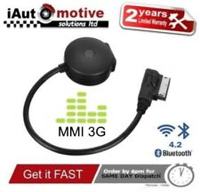 Audi VW Bluetooth Music Streaming Adapter iPod Media Interface Cable MMI AMI