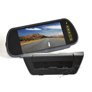Vardsafe   Rear View Reverse Backup Camera Kit for Ford F150 (2015-2018)