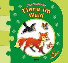 Wald Puzzlebuch (2013, Gebunden)