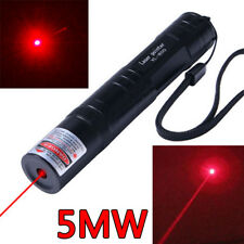 5MW 650NM 850 Red Laser Pointer Pen Visible Beam Light Professional Lazer Pen