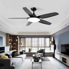 """52"""" Modern Dimmable LED Ceiling Fan Light Remote Control Indoor Chandelier Fan"""