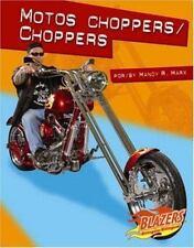 Motos choppers / Choppers (Caballos de fuerza / Horsepower) (Multilingual