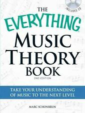Everything®: Music Theory Book : Take Your Understanding of Music to the Next...