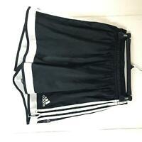 Adidas Black and White Womens Shorts Large