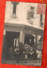 CARTE PHOTO A LA MAISON DE PARIS VETEMENTS<S et OISE1905