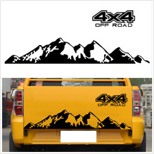 150x27cm Vinyl Sticker 4X4 Off Road Graphic Decal Fit For Car Body Decoration